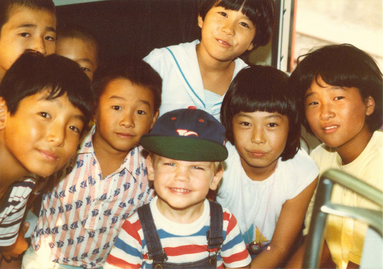 Nathan Holritz Third Culture Kid Japanese I Am Multicultural Podcast