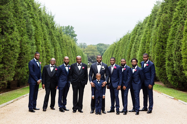 Newly Engaged Advice Oheka Castle Haitian wedding