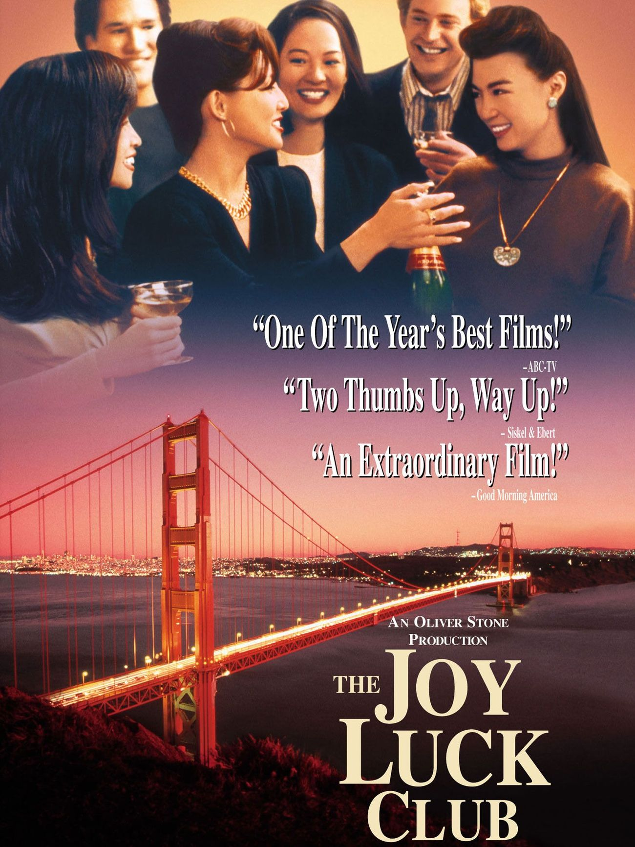 The Joy Luck Club Multicultural Movie