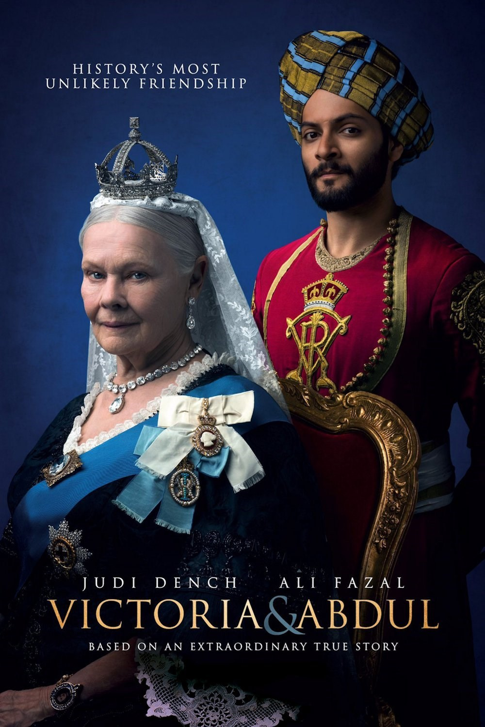 Victoria and Abdul Multicultural Movie Review with Petronella