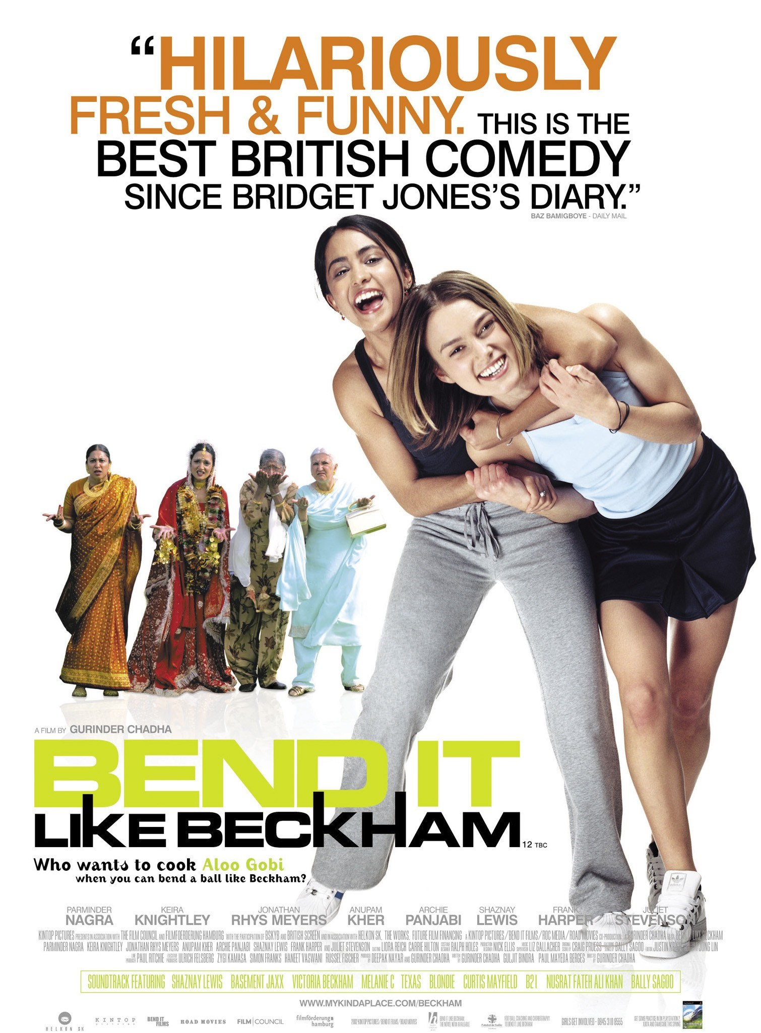 Bend it Like Beckham Multicultural movie review I am Multicultural podcast