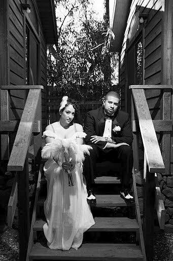 interracial Jewish_Russian Filipino Afro Latina multicultural wedding