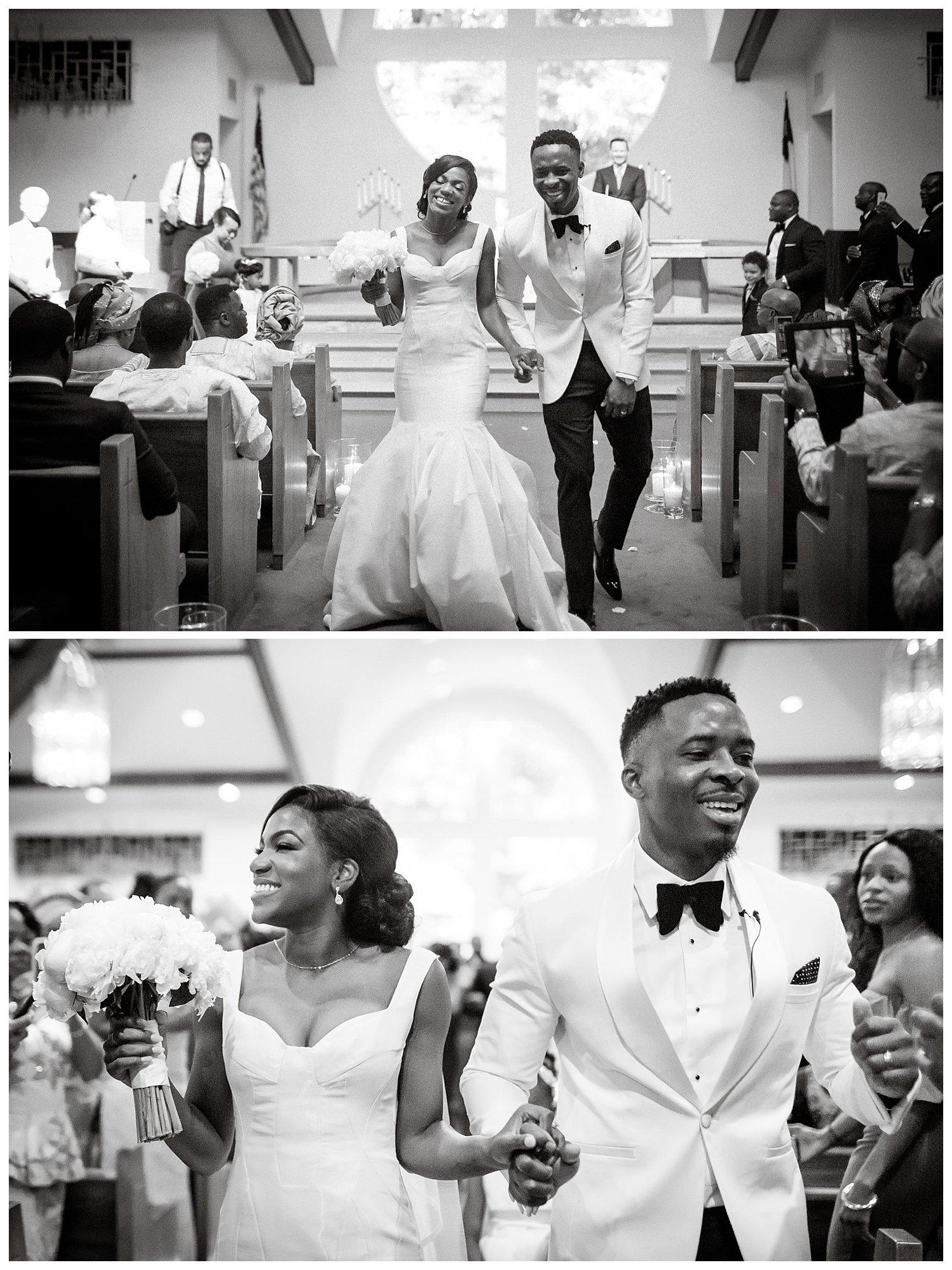 Bellevue Conference Nigerian luxury wedding Petronella Photography